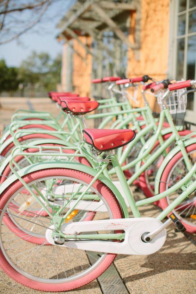 watermelon bike