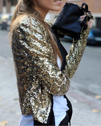 Sequins for Every Outfit this New Years!