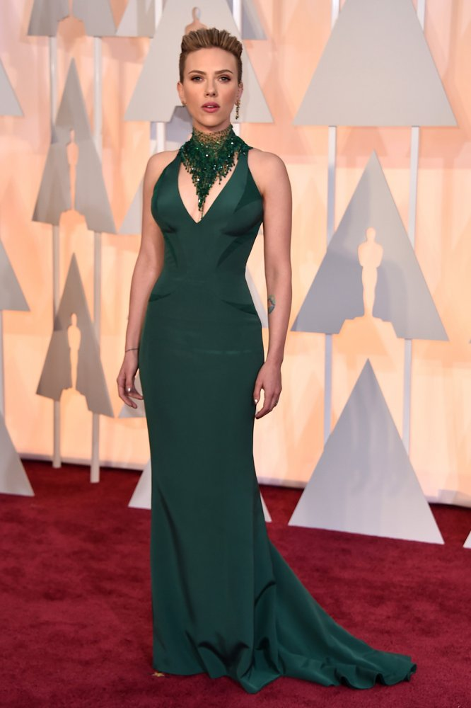 Favorites from the Oscars Red Carpet 2015
